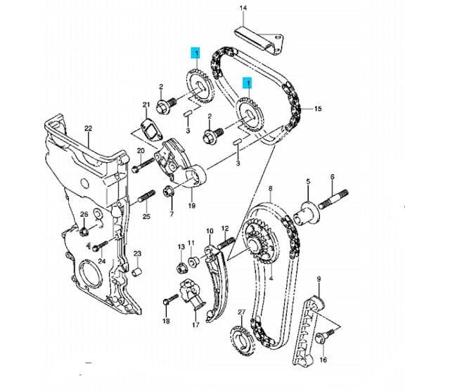 97 Ford Taurus Engine Diagram further Can Return Line Leak Cause Hard Starting 188130 likewise Chevy Malibu 3 1 Engine Diagram also 94 S10 2 Engine Diagram besides Np207. on 1995 suzuki vitara